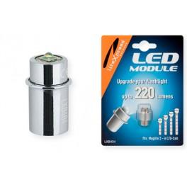 Maglite LED MODUL - 3 W LED, 220 lm, pro 3-6 C/D Cell svítilny
